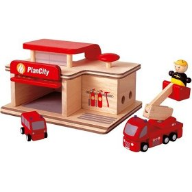 Plantoys-firestation