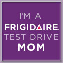 Firgidaire Test Drive Mom